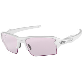 Oakley Flak 2.0 XL Bike Glasses pink/white